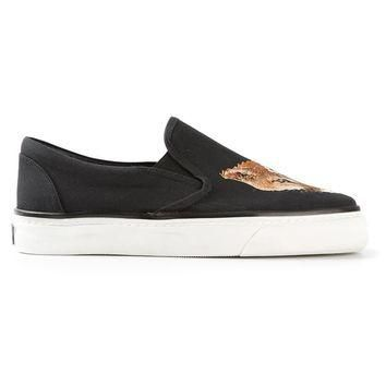 Marcelo Burlon County Of Milan Puma Print Slip On Sneakers