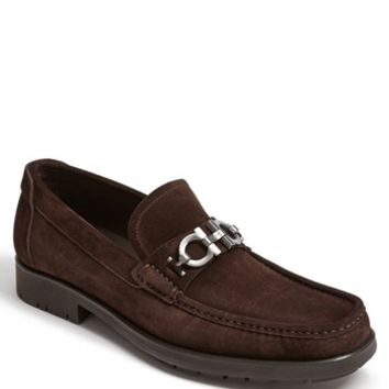 Men's Salvatore Ferragamo 'Master' Loafer
