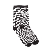 Mens Disney and Vans Cheshire Cat Crew Socks