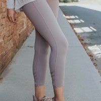 Celine Leggings, Violet