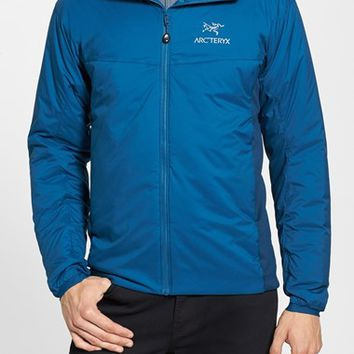 Men's Arc'teryx 'Atom LT' Trim Fit Wind & Water Resistant Coreloft Hooded Jacket