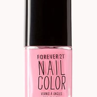 Flamingo Pink Nail Polish
