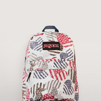 JanSport American Heart Backpack - Special Edition