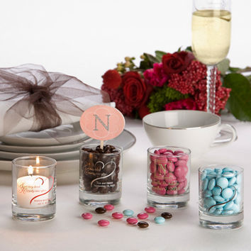FavorLight  - includes 10 hour votive candle (Pack of 24)