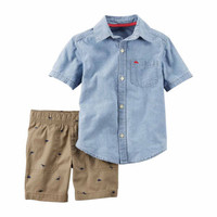 Carter's 2-pc. Short Set Baby - JCPenney