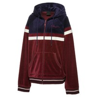 FENTY Men's Velour Hooded Track Jacket, buy it @ www.puma.com