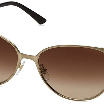Versace Womens Sunglasses (VE2168) Metal