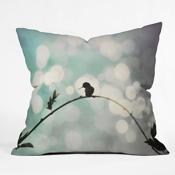 Shannon Clark Whimsical Throw Pillow