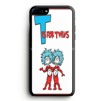 Thing 1 And Thing 2 iPhone 7 Plus Case | aneend
