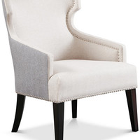 Porell Accent Chair, Quick Ship - Chairs & Recliners - Furniture - Macy's