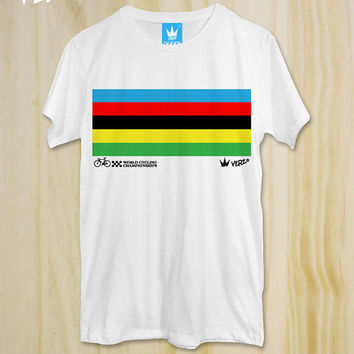 "New ""World Cycling Championship"" / UCI / Bicycle tshirt / Cycling Tshirt / Jersey / Men tshirt / Women Tshirt / Typography"