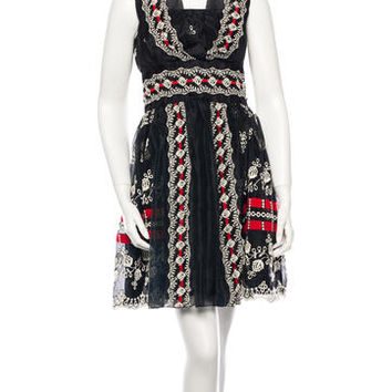 Anna Sui Dress w/ Tags
