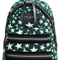 MARC JACOBS 'Flocked Stars - Mini Biker' Nylon Backpack | Nordstrom
