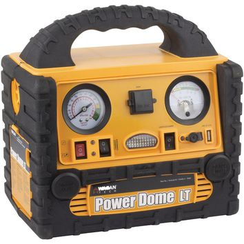 Wagan Tech Power Dome Lt With Air Compressor