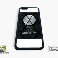 logo exo iPhone Case 4, 4s, 5, 5s, 5c, 6 and 6 plus by Avallen