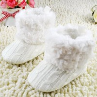 Cute Cozy Baby Boot