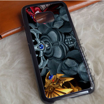 Yu Gi Oh Three Monster HTC One M9 Case