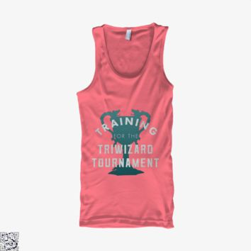 Training Triwizard Tournament, Harry Potter Tank Top