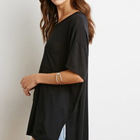 Oversized Pocket Tee