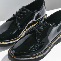 Dr. Martens Dupree Patent Leather 3-Eye Shoe - Urban Outfitters