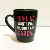 Pitch Perfect Fat Amy Quote Mug