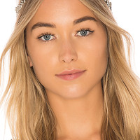 Jennifer Behr Delicate Vine Headpiece in Crystal