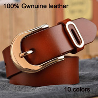 2016 Fashion colors famous brand lady belts designer women belt real leather belt for women luxury belt for women Kw04