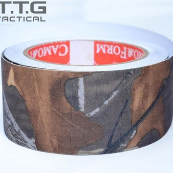 10M US Army Multicam Camo Rifle Wrap Gun Tape Tactical Camouflage Duct Tapes Camouflage Cloth CP/ACU
