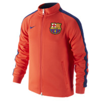 FC Barcelona Authentic N98 Kids' Track Jacket