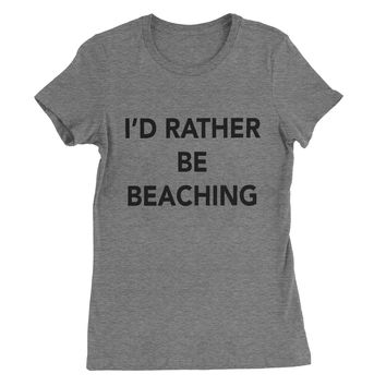 I'd Rather be Beaching