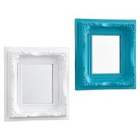 Small Framed Locker Mirror | The Container Store