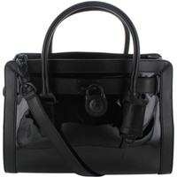 Michael Kors Hamilton Frame Out Women's Leather Satchel