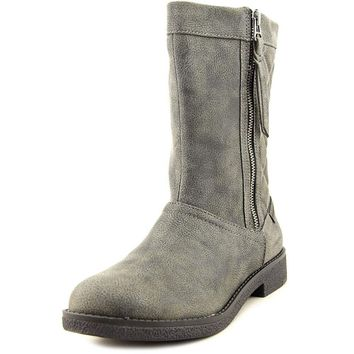 Rocket Dog Tipton   Round Toe Synthetic  Mid Calf Boot