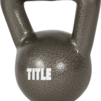 TITLE Kettle Bell Weights | TITLE Boxing Workout Equipment | TITLE Boxing Equipment & Apparel | TITLE Brands from Title Boxing