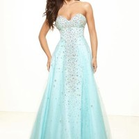 Terani P3093 at Prom Dress Shop