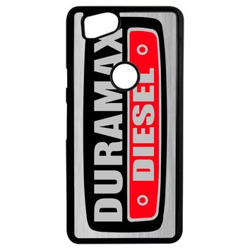 Duramax Diesel On Plate Google Pixel 2 Case