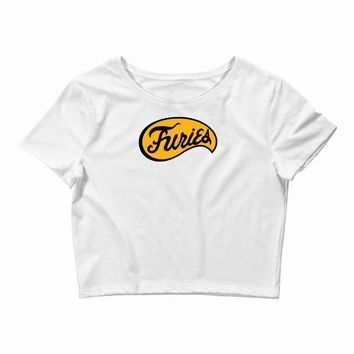 baseball furies Crop Top