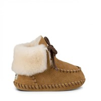 Baby Sparrow Sheepskin Lined Moccasin