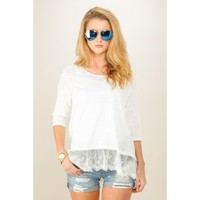 Flawless Look Blouse