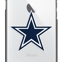 Mizco NFL Dallas Cowboys IPhone 6 Ice Case