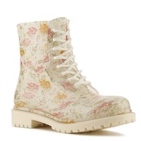 Dirty Laundry Roadie Floral Rain Boot