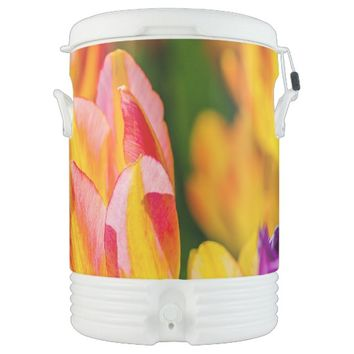 Tulips Enchanting Cooler