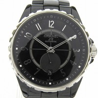 CHANEL J12 365 Watch H3836 Automatic Stainless Steel (SS) x Ceramic