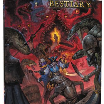 Pathfinder RPG: Freeport Bestiary Sourcebook