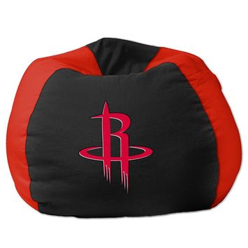 Houston Rockets NBA Team Bean Bag (96 Round)