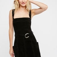 Free People Ring Around You Mini Dress