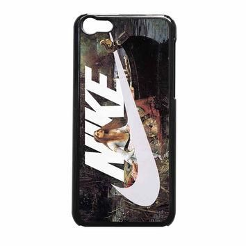 Nike Air Jordan Golden Gold iPhone 5c Case