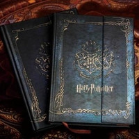 Harry Potter Vintage Diary Notebook /diary Book/hard Cover Note /notepad/agenda Planner Gift 2017 2018 2019 Calendar