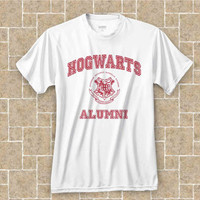 Hogwarts Alumni Harry Potter Geek Parody t shirt