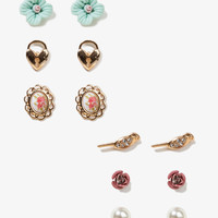 Vintage-Inspired Stud Set